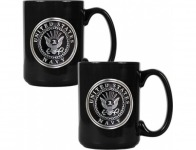 74% off U.S. Navy 15oz Ceramic Mug Set
