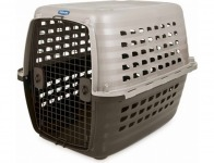 "64% off Petmate Navigator Pet Kennel, 36.1"" X 23.3"" W X 26.7"" H"