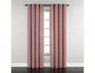 75% off Waverly Grantham Plaid 84-in Rose Hip Curtain Panel