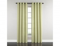 75% off Waverly Grantham Plaid 84-in Celery Grommet Curtain
