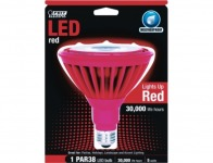 59% off Feit Red LED Reflector Bulb