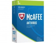 $32 off McAfee AntiVirus 2017 (1 Device) (1-Yr Subscription)