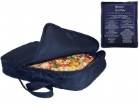 39% off Casserole Carrier & Food Warmer w/ Large Hot Cold Pack