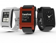 $98 off Pebble Smartwatch for iPhone and Android
