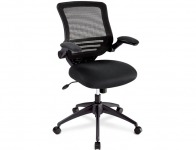 $80 off Realspace Calusa Mesh Mid-Back Office Chair, H-8881FB