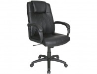 $65 off Venn High-Back Office Chair, Black
