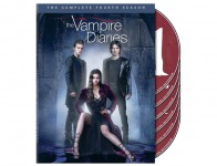 75% off The Vampire Diaries: The Complete Fourth Season DVD