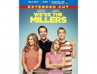 60% off We're the Millers (Blu-ray + DVD + UltraViolet)
