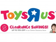 Toys R Us Clearance Savings - Up to 70% off