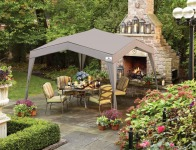 43% off Sportcraft Courtyard Deluxe 10' x 10' Canopy