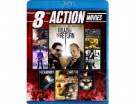 77% off 8-Film Action Collection on Blu-ray