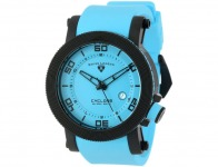 88% off Swiss Legend 30464-BB-012 Cyclone Silicone Watch