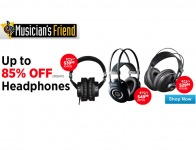 Up to 85% off Headphones - 64 Styles on Sale at Musician's Friend
