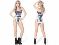 60% off Women's Star Wars R2-D2 One Piece Swimsuit