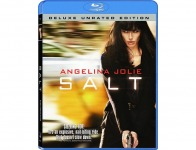 75% off Salt (Unrated Deluxe Edition) Blu-ray