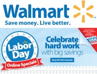 Labor Day Online Specials - Big savings and special deals