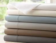 80% off 1200TC Egyptian Cotton Blend 4-Piece Sheet Sets
