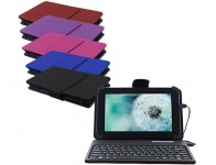 "Extra $11 off Double Power 7"" 8GB Tablet w/ Bonus Keyboard & Case"