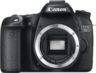 25% off Canon EOS 70D 20.2MP Digital SLR Camera (Body Only)