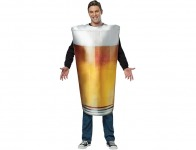 44% off Beer Pint Glass Adult Costume