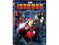 67% off Iron Man: Rise of Technovore DVD