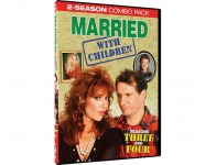 48% off Married... with Children: Season 3 & 4 DVD