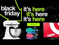 Shop Target Black Friday Deals + Free Shipping