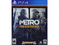 60% off Metro Redux - PlayStation 4