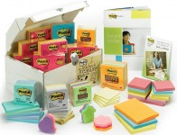 75% off Post-it Treasure Chest Of Notes, 10 Lb. Box, 10000 Sheets
