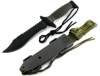 69% off Elite Forces Survival Bowie Knife