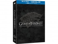 68% off Game of Thrones: The Complete Seasons 1 & 2 (Blu-ray)