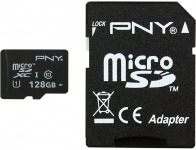 $50 off PNY 128GB microSDXC High Performance Memory Card