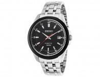 $240 off Seiko SKA635P1 Kinetic Stainless Steel Men's Watch
