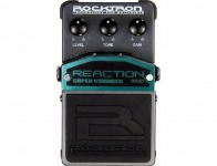 $99 off Rocktron Reaction Super Charger Overdrive Guitar Pedal