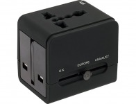47% off Lewis N. Clark Global Electrical Adapter w/ USB Charger