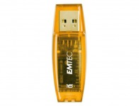 50% off EMTEC Color Mix 16GB Orange Flash Drive