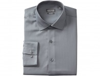 76% off Kenneth Cole Reaction Men's Textured-Solid Dress Shirt