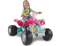 $102 off Fisher-Price Power Wheels Barbie KFX 12V Powered Ride-on