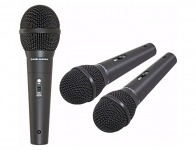 $550 off 3-Pack Audio-Technica M4000S Microphone