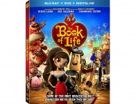 $34 off The Book of Life Blu-ray + DVD + Digital HD