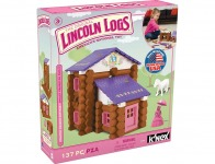 50% off Lincoln Logs Country Meadow Cottage Building Set