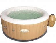 $262 off Bestway Lay-Z-Spa Palm Springs Inflatable 6 Person Hot Tub