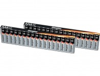 41% off Energizer Max AAA Alkaline Batteries w/ Power Seal Plus, 34 Ct