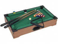 72% off Trademark Games Mini Pool Table with Accessories