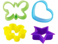95% off Girl Assorted Cookie Cutters (8 Count)