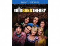 74% off The Big Bang Theory: The Complete Eighth Season Blu-ray