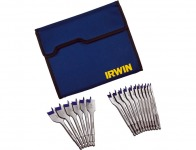 58% off Irwin Speedbor 17-Pc Blue-Groove Pro Spade Bit Set