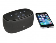 29% off Lyrix Rush 09864-PG Portable Bluetooth Speaker