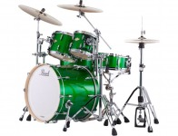 $2,000 off Pearl MCX Masters Series 4-Piece Shell Pack, Shamrock Green