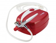 $179 off Cake Boss Decorating Tools Airbrushing Kit, Red